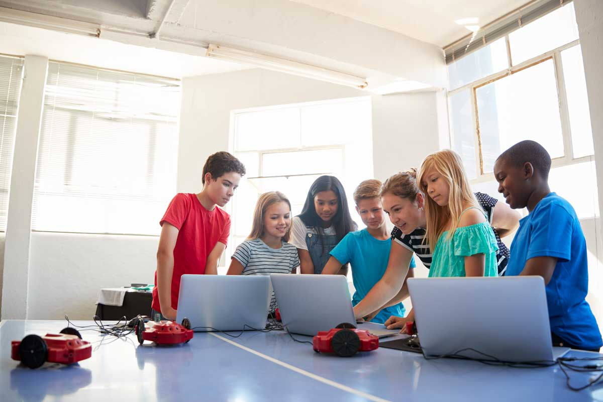 coding for middle school students