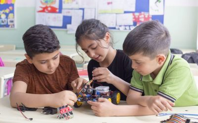 How to Create a Successful STEM Curriculum for Elementary Students