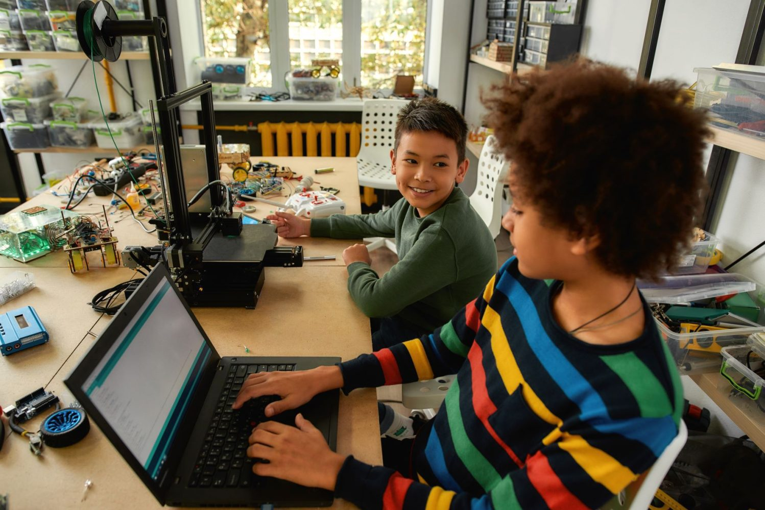 Need a Better Coding Curriculum? Try Yeti Code